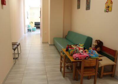 Χώρος Αναμονής Παιδιατρικού